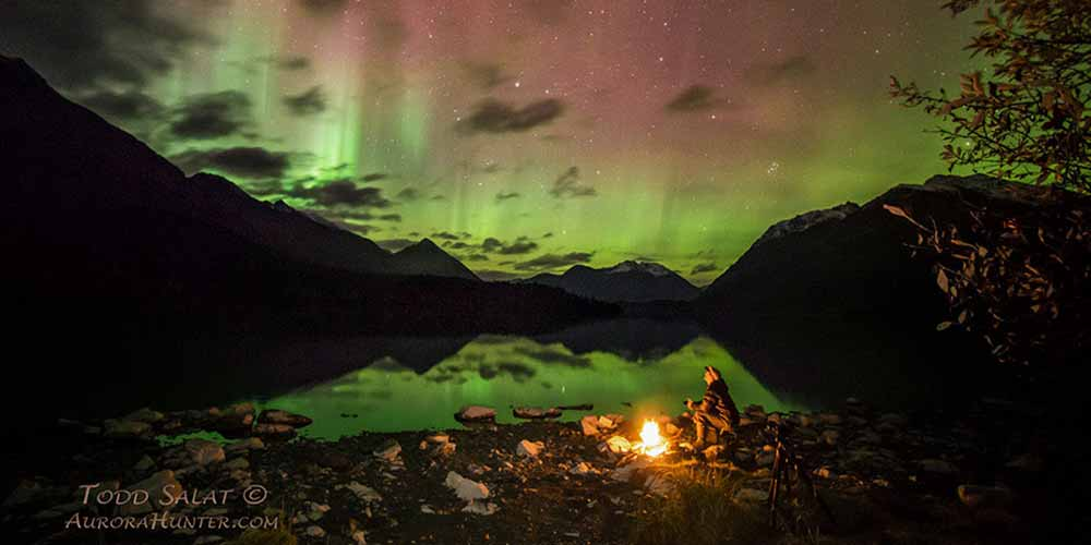 Alaska's Mind Blowing Aurora