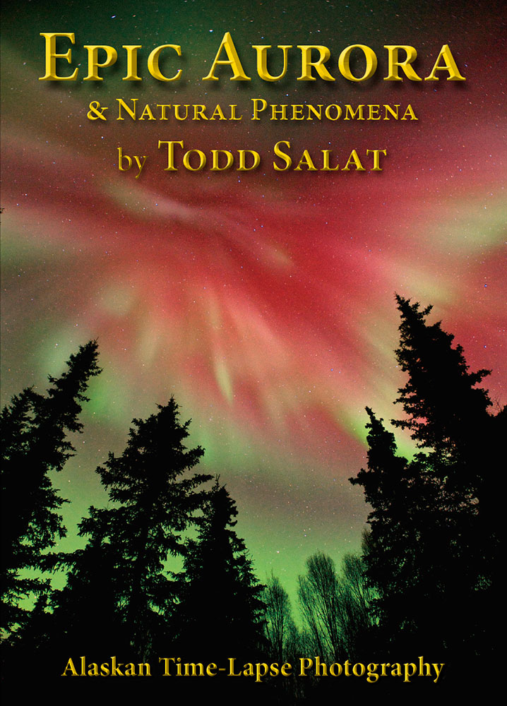 Epic Aurora & Natural Phenomena front cover