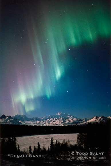 Does it get dark in Alaska?